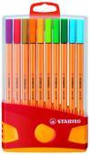 stylo feutre de couleur 88 X20