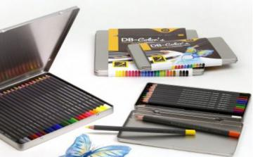 crayon de couleur X12