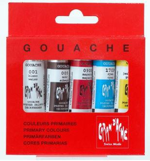 GOUACHE CARAN D'ACHE 5T 10ML