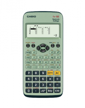 Machine à calculer Scientifique Casio FX92
