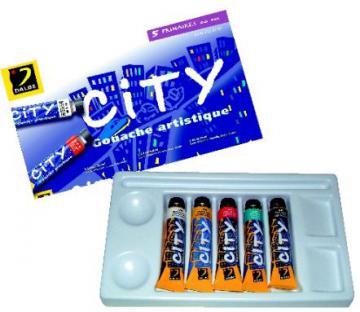 CITY BOITE 5 PRIMAIRES 20ML
